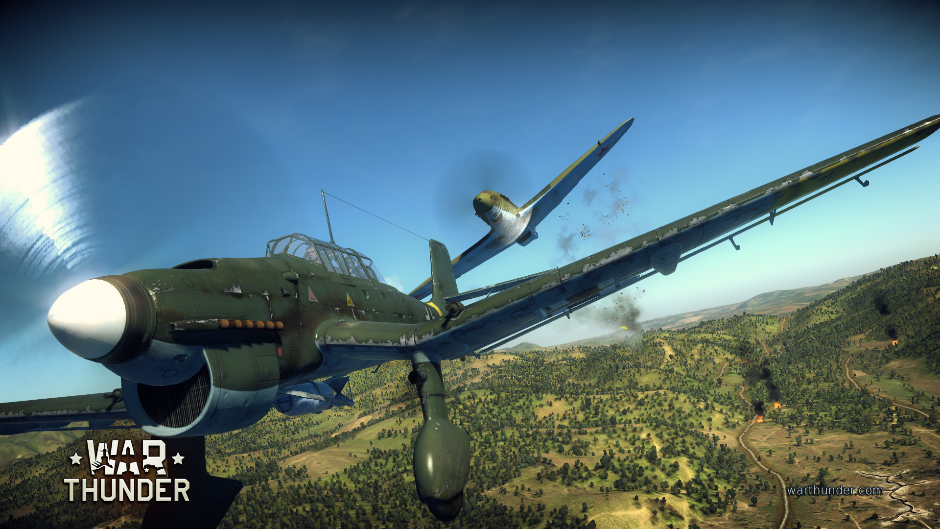 Flight of War Thunder