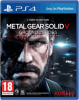 Jacquette PS4 de Metal Gear Solid V Ground Zeroes