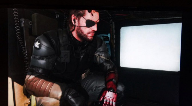 MGS The Phantom Pain - 1