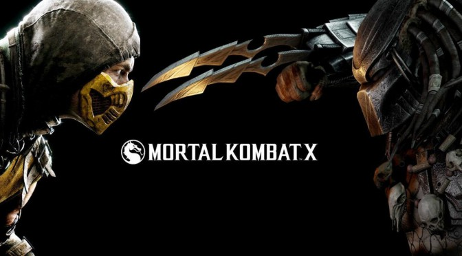 Mortal Kombat X vs Predator