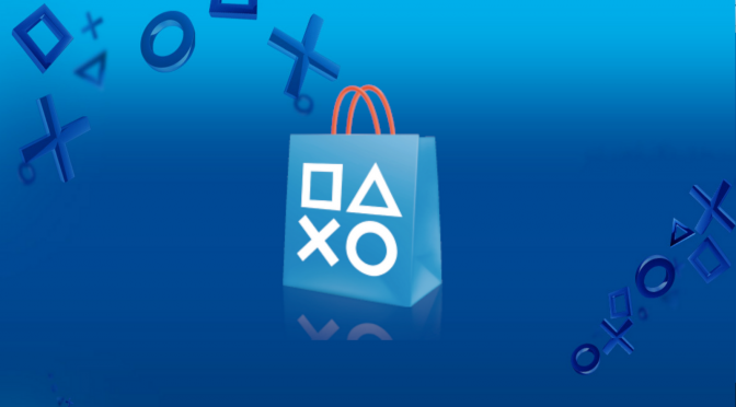 MaJ PlayStation Store Header