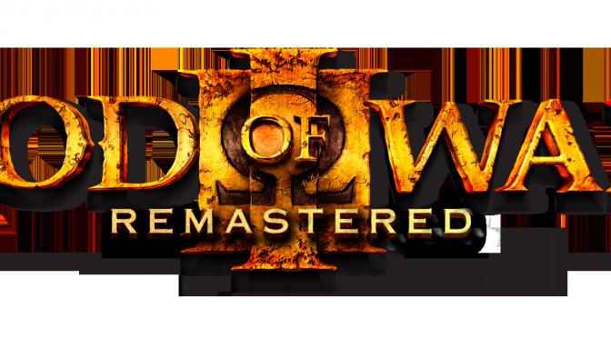 God of War 3 remastered annoncé sur PS4