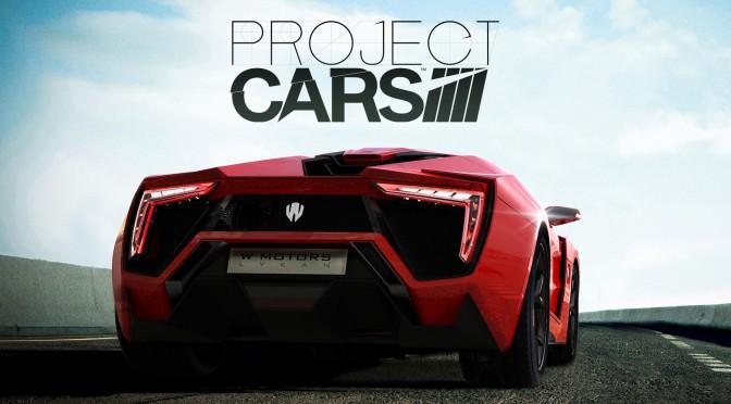 Une voiture in-Game gratuite par mois dans Project CARS