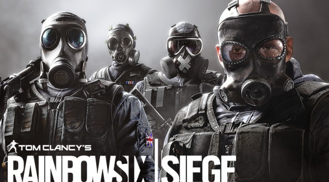 Mise-à-jour 3.3 de Tom Clancy's Rainbow Six Siege est disponible