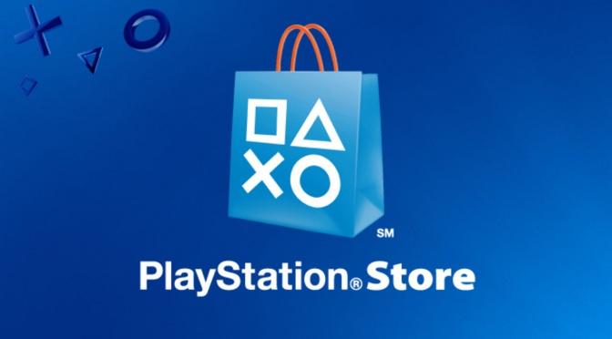 Mise à jour du PlayStation Store du 28 février 2017