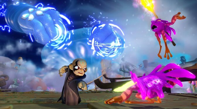 Skylanders Imaginators dévoile Kaos à la GamesCom