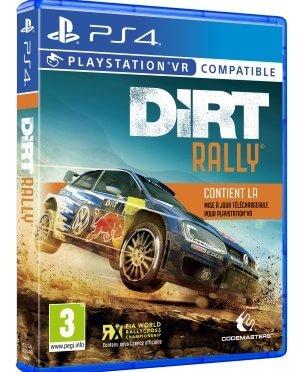 [PSVR] DiRT Rally est désormais disponible sur PSVR