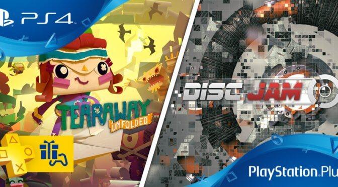 Les jeux PS Plus du mois de mars 2017