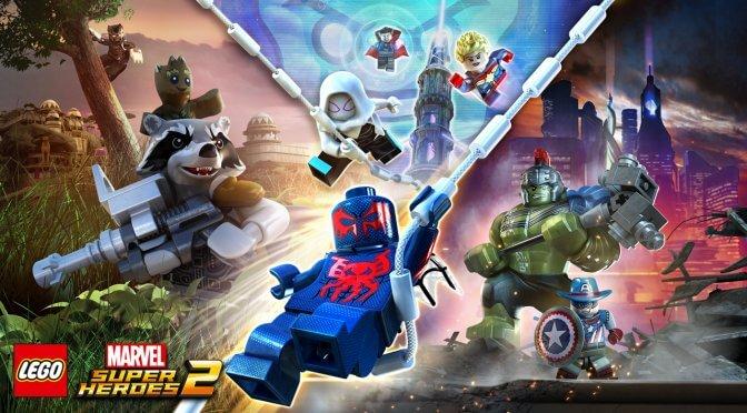 Warner Bros. Interactive et Marvel Entertainment annoncent LEGO MARVEL SUPER HEROES 2